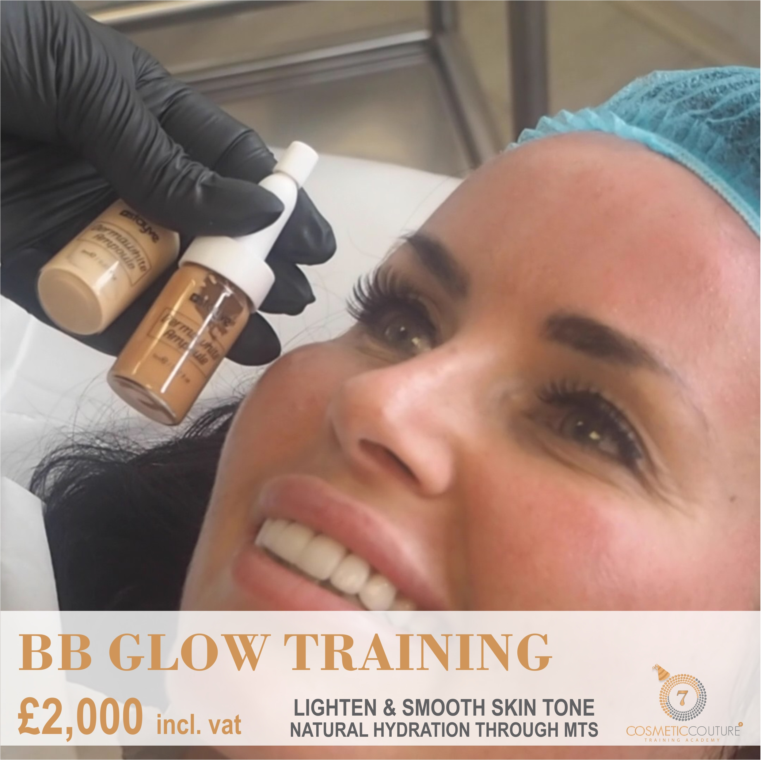 BB GLOW TRAINING COURSE - Cosmetic Couture